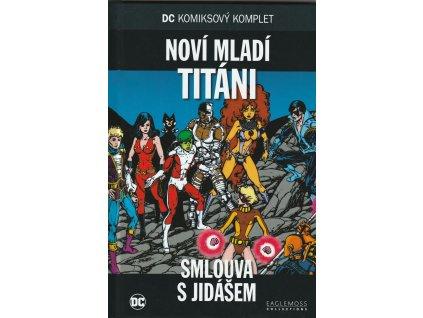 DCKK #055: Noví Mladí Titáni - Smlouva s Jidášem