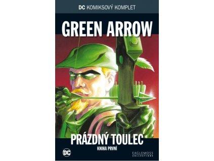DCKK #040: Green Arrow - Prázdný toulec, kniha první