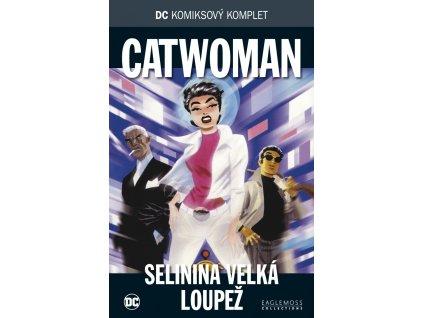 DCKK #032: Catwoman - Selinina velká loupež