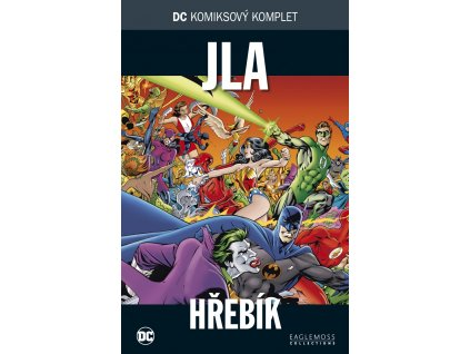 DCKK #028: JLA - Hřebík