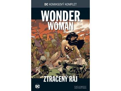 DCKK #027: Wonder Woman - Ztracený ráj