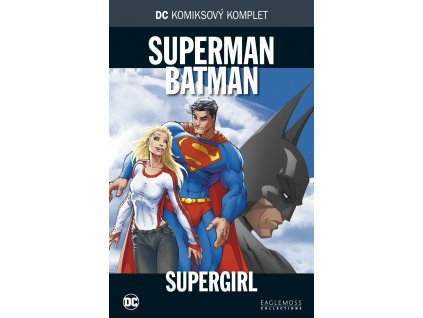 DCKK #025: Superman / Batman - Supergirl
