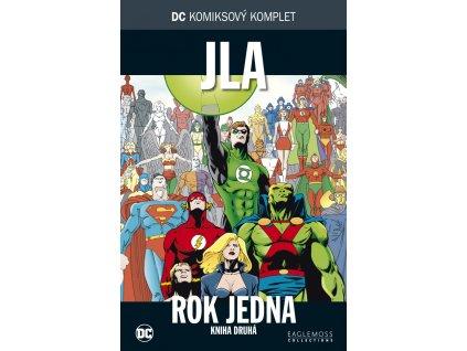 DCKK #015: JLA - Rok jedna, kniha druhá