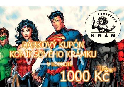 darkovy kupon 1000
