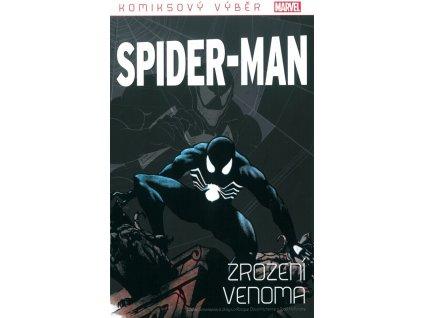 KVS #017: Spider-man - Zrození Venoma