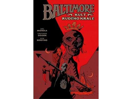 Baltimore #06: Kult rudého krále