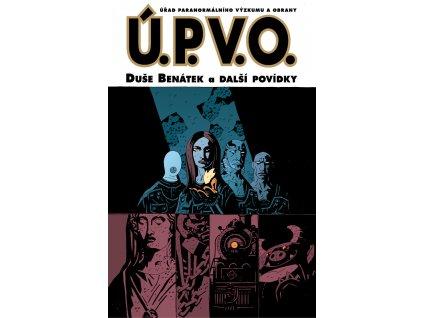 Ú.P.V.O. #02: Duše Benátek a další povídky
