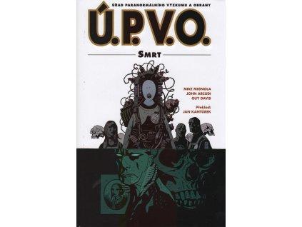 Ú.P.V.O. #04: Smrt