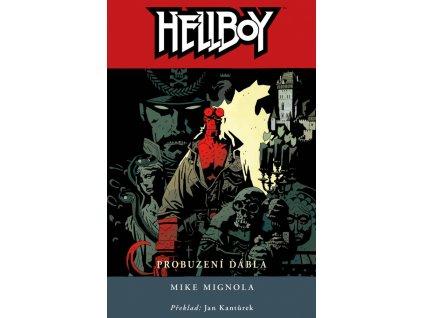 Hellboy #02: Probuzení ďábla