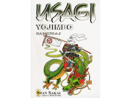Usagi Yojimbo #02: Samuraj