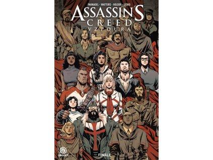 Assassin's Creed - Vzpoura #03: Finále