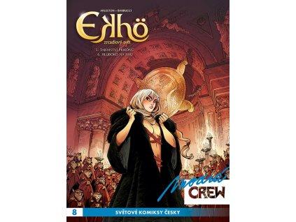 Modrá Crew #008: Ekhö - Zrcadlový svět #5, 6