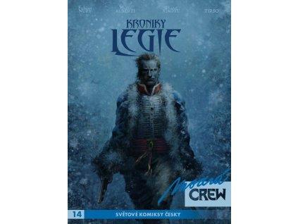 Modrá Crew #014: Kroniky legie #3, 4