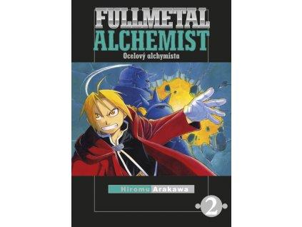 Fullmetal Alchemist - Ocelový alchymista #02
