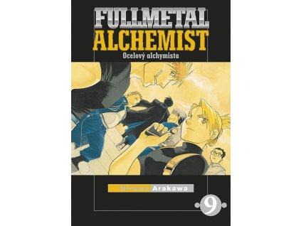 Fullmetal Alchemist - Ocelový alchymista #09