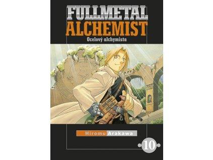 Fullmetal Alchemist - Ocelový alchymista #10