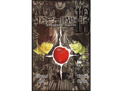 Death Note - Zápisník smrti #13