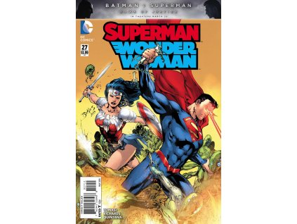 Superman/Wonder Woman #027