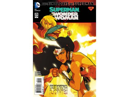 Superman/Wonder Woman #029