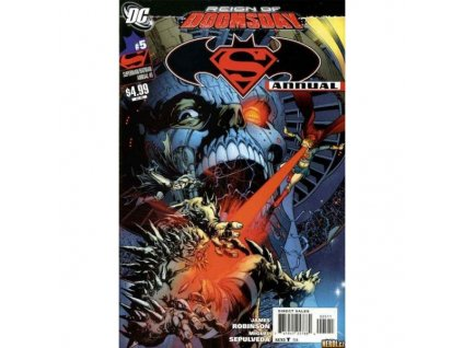 Superman/Batman ANNUAL #005