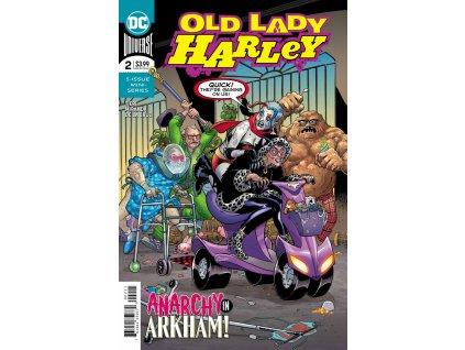 Old Lady Harley #002