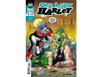 Old Lady Harley #004