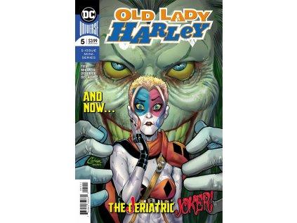 Old Lady Harley #005