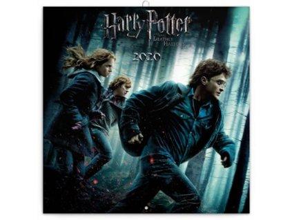 Poznámkový kalendář Harry Potter 2020