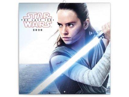 Poznámkový kalendář Star Wars 2020