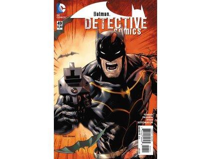 Detective Comics #049