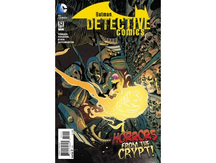 Detective Comics #052