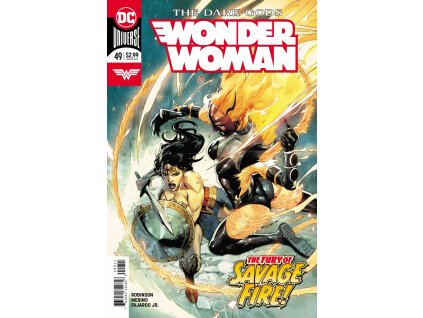 Wonder Woman #049