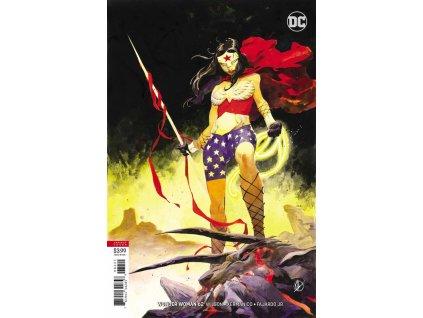 Wonder Woman #062 /variant cover/