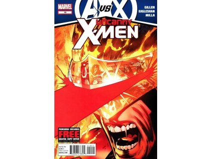 Uncanny X-Men #019