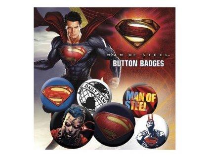 pack de chapas superman el hombre de acero