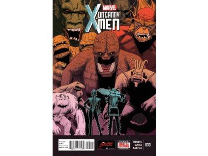 Uncanny X-Men #033
