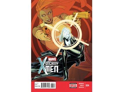 Uncanny X-Men #034