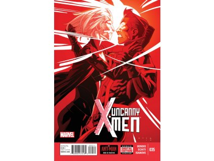 Uncanny X-Men #035