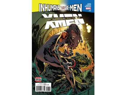 Uncanny X-Men #017