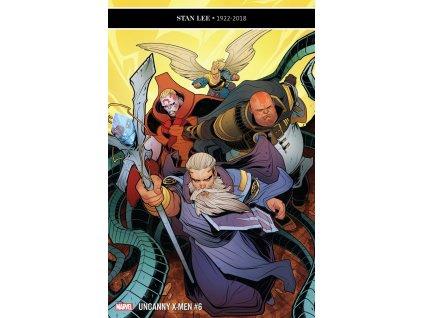 Uncanny X-Men #006