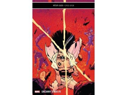 Uncanny X-Men #009