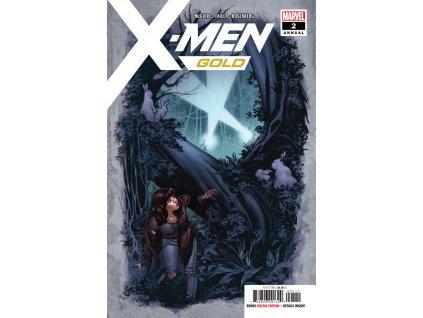 X-Men Gold ANNUAL #002