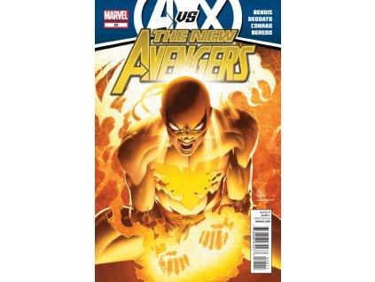 New Avengers #025