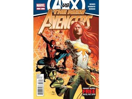 New Avengers #027