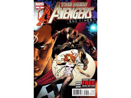 New Avengers #033