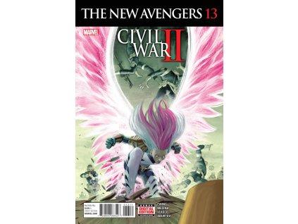 New Avengers #013