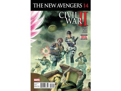 New Avengers #014