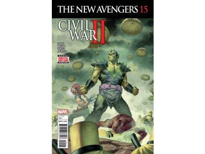 New Avengers #015