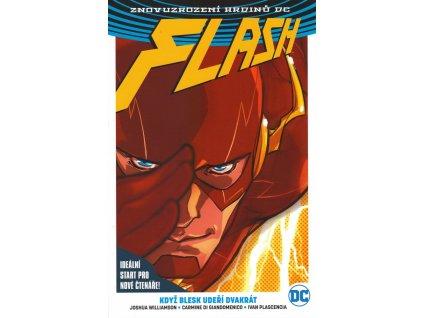 Flash #01: Když blesk udeří dvakrát