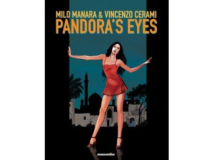 Pandora's Eyes (HC)